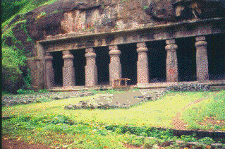 Elephanta Caves Entrance